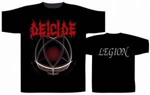Deicide 'Legion' T-Shirt - NEW & OFFICIAL! | eBay