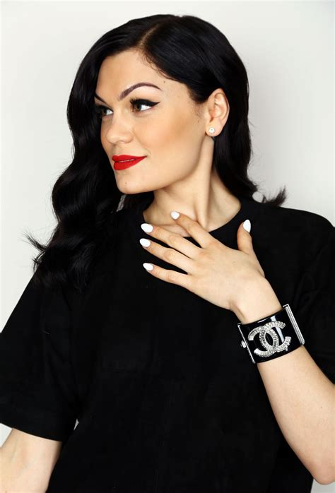 Jessie J  Portraits Photoshoot During Flzs Jingle Ball