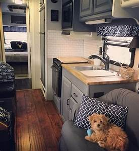 Amazing, Rv, Makeovers, Modern, Rustic, Farmhouse, Style, 29