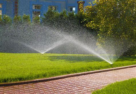 best lawn watering