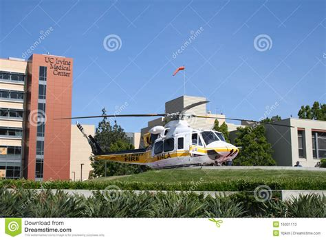 Emergency Helicopter Editorial Stock Photo - Image: 16301113