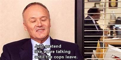Creed Office Quotes Scranton Strangler Toby Funny