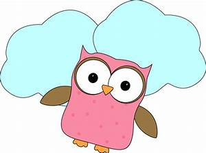 Flying Owl Clip Art - Flying Owl Image