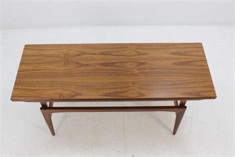 table de salon scandinave table de salon vintage scandinave en teck par trioh 1960 design market