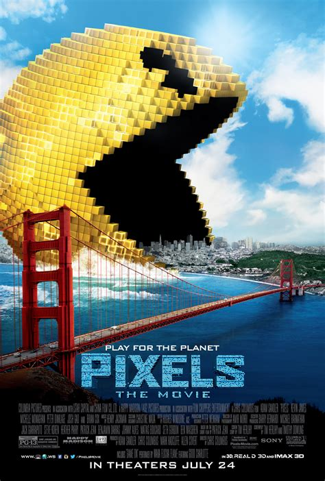 Pixels The Movie Review