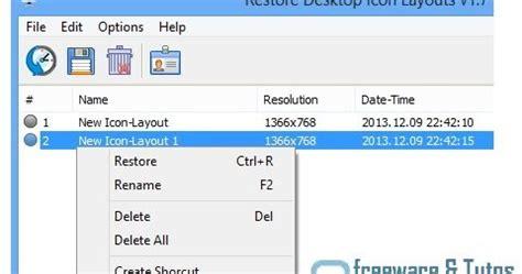 logiciel icone bureau reicon un logiciel pour sauvegarder la configuration de