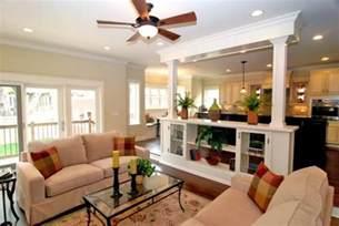 open plan kitchen living room design ideas 24 large open concept living room designs