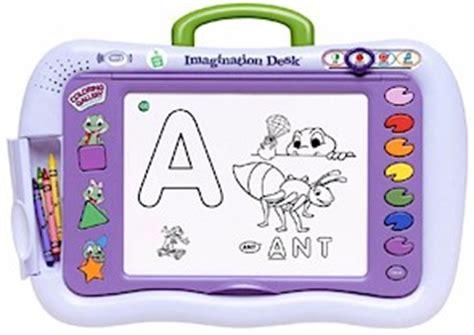 imagination desk leapfrog s imagination desk toy review