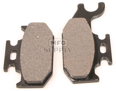 Bombardier Front Right Atv Brake Pads.