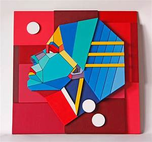 New plywood mosaics by aske culture scribe for New plywood mosaics by aske