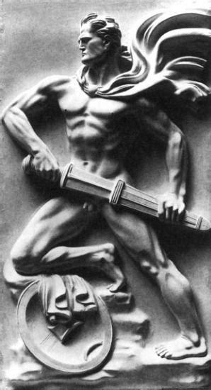 le bureau la garde le xxe siècle en images l 39 totalitaire arno breker