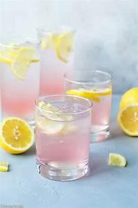 Pink Lemonade Vodka Cocktail - Cooking LSL