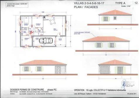 plans maisons plain pied 3 chambres nos biens à la vente maison t4 non mitoyenne t4 f4