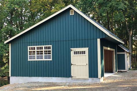 Saltbox Garage by Buy A Saltbox Garage For 2 3 Or 4 Cars Photos