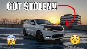 2018 Dodge Durango Srt Stolen   Car Show  1000hp Hellcat