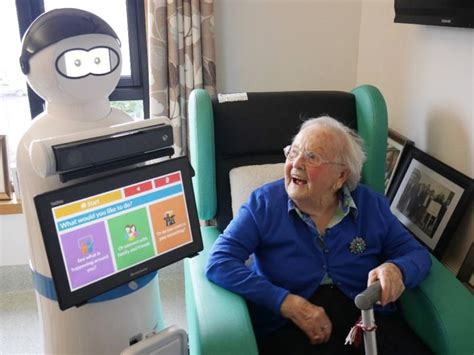 robots   join ranks  alzheimers caregivers