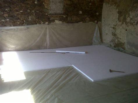 comment faire l isolation d une dalle 224 b 233 ton beton expert