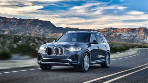 2019 bmw x7 first climb aboard bimmer s fanciest suv yet the