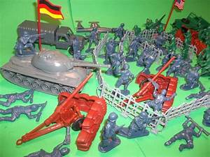 Billy V Attack Force WWII Battle Tub Playset 40502