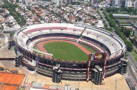 River Plate Stadium - River Plate Stadium Buenos Aires ...