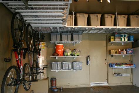 Garage Organizer Companies by Overhead Garage Storage Smart Solution To Build