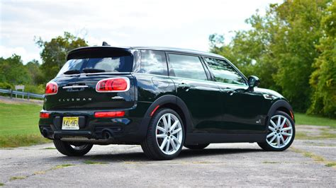 Mini Cooper Clubman 2017 Review