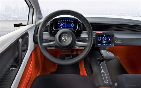 2009 Volkswagen Up Lite Concept Interior Wallpaper Hd