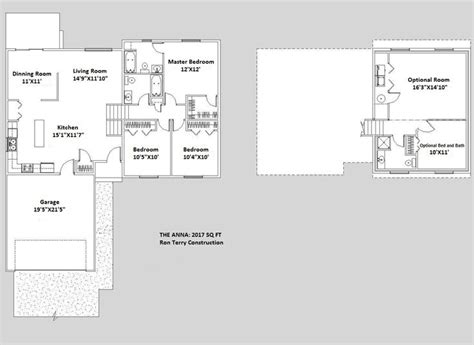 tri level floor plans 20 unique tri level floor plans building plans 48434