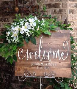 Wedding Welcome Sign, Wedding Signs, Welcome Sign, Welcome
