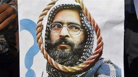 Four Years After His Hanging, Has Kashmir Forgotten Afzal ...
