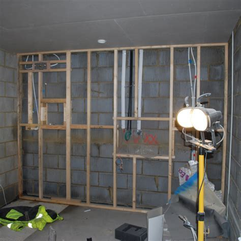 Northampton new build gets an ultramodern ensuite bathroom