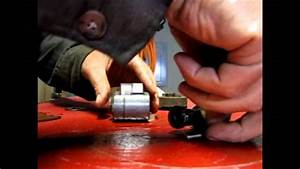 Disassembly And Reassembly Of Impact Wrench