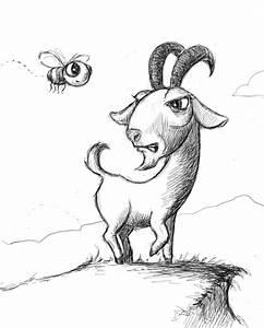 Satanic Goat Head Drawing Satanic Rams Head Drawing ...