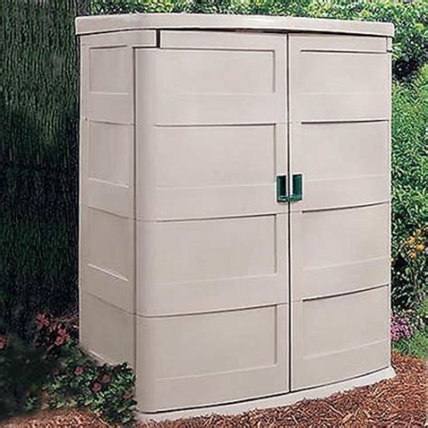 Suncast Toter Trash Can Shed by Suncast 3 X 5 Outdoor Storage Building Shed Walmart
