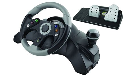 volante xbox 360 pc a review of the catz mc2 racing wheel for xbox 360 pc