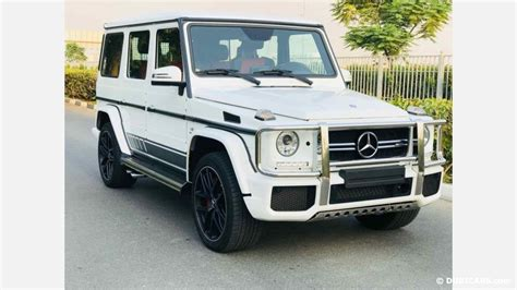 We analyze millions of used cars daily. 2017 Mercedes G63 AMG - Cars for Sale, Dubai City