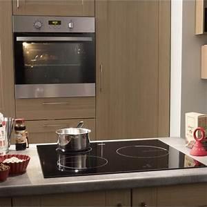 Four Et Plaque De Cuisson : cuisine quip e am nagement cuisine et kitchenette leroy merlin ~ Melissatoandfro.com Idées de Décoration