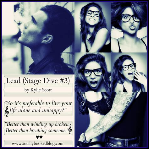 Stage Dive - lead stage dive 3 by books oh books