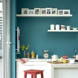 cuisine peinture couleur avec option bonne humeur cote With awesome quelle couleur avec le turquoise 3 quelle couleur dans la cuisine