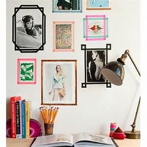5 idees pour refaire sa deco grace au masking tape With conseil pour peindre un mur 8 deco astuces et conseils pour refaire votre salle de sejour
