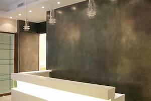 Decoration Mur Interieur : d coration contemporaine d cor en m tal oxyd d corateur paris ~ Teatrodelosmanantiales.com Idées de Décoration