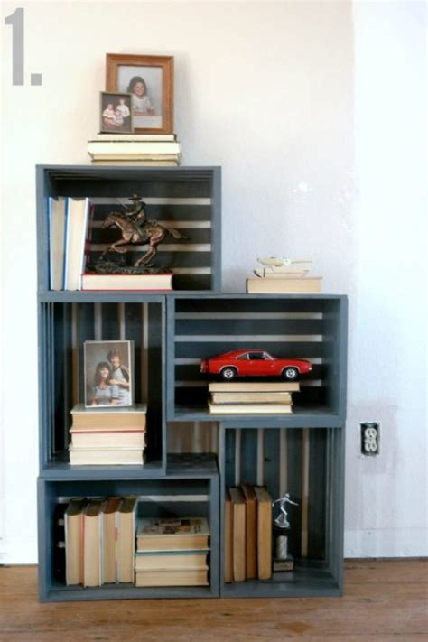 diy bookshelf plans ideas  organize