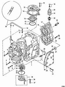 Mariner 25 Hp  2 Cylinder   2