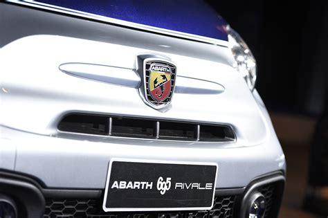 abarth  rivale  anniversary hws autohaus