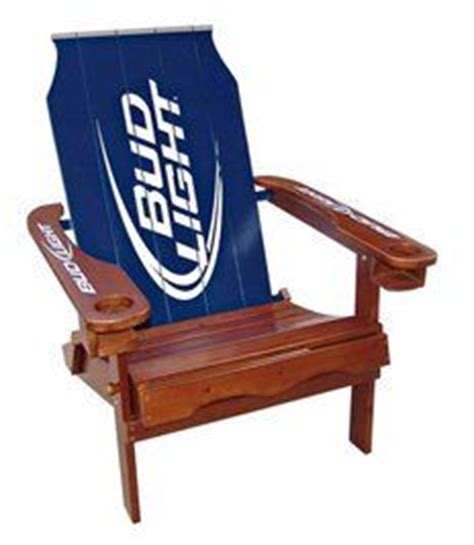 bud light chair bud light