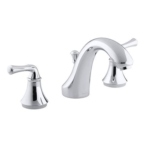 Kohler K T10292 4A CP Forte Roman Tub Faucet Trim Kit with