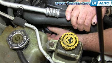 How To Install Replace Camshaft Position Sensor 2.7L V6