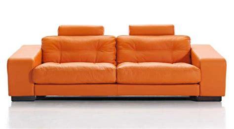 canap orange ensemble 3 pices canap 3 places 2 places fauteuil en