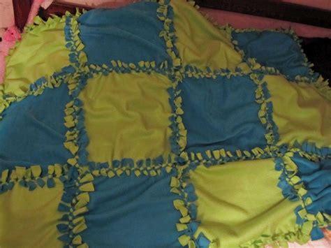 How To Make A Fleece Rag Pillow