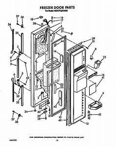 Ge Refrigerator Temperature Control Schematic Diagram
